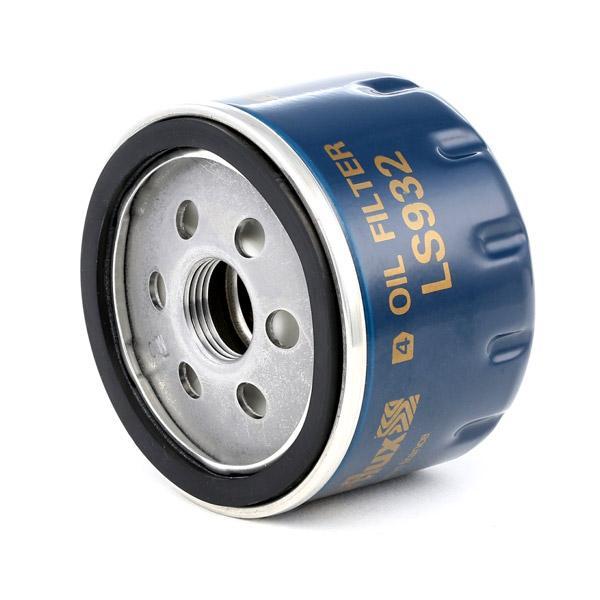 Filtre d'huile PURFLUX LS932 3286064232671