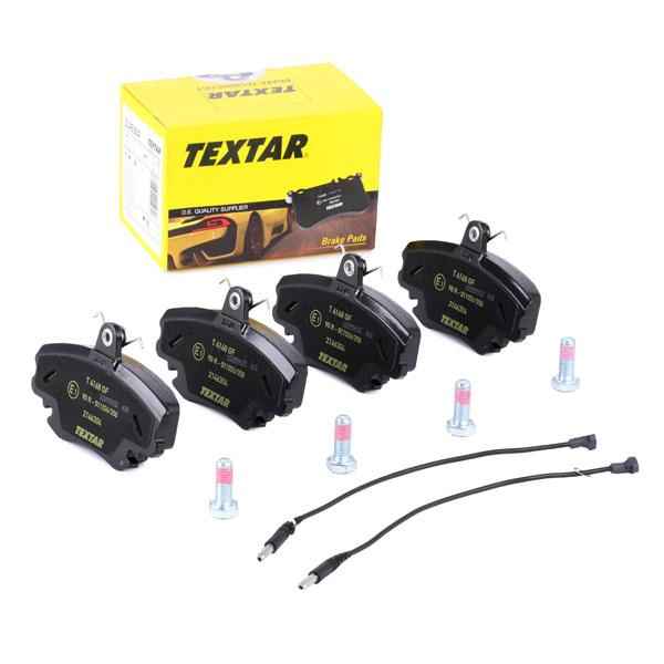 Bremsklötze TEXTAR 21463 Erfahrung