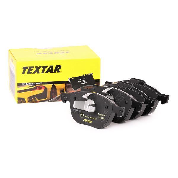 Bremsklötze TEXTAR 2372318205 Erfahrung