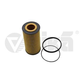 Golf 5 1.4 16V Ölfilter VIKA 11150060601 (1.4 16V Benzin 2006 BUD)