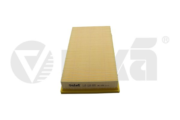 VIKA  11290204501 Luftfilter Länge: 364mm, Breite: 185mm, Höhe: 50mm, Länge: 364mm