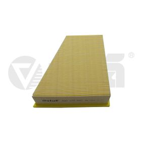 Air Filter Length: 213mm, Width: 220mm, Height: 70mm, Length: 213mm with OEM Number 6Q0 129 620