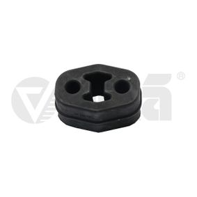 Golf 4 3.2 R32 4motion Halter, Abgasanlage VIKA 12530261301 (3.2 R32 4motion Benzin 2003 BFH)