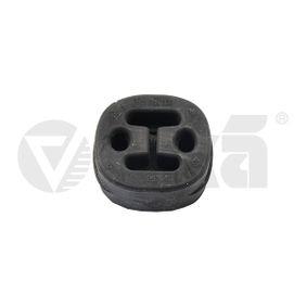 Golf 5 1.9TDI 4motion Halter, Abgasanlage VIKA 12530763101 (1.9 TDI 4motion Diesel 2006 BXE)