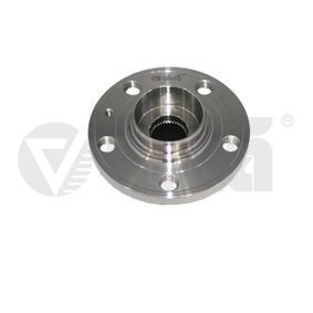 Radlagersatz Ø: 126, 72mm, Innendurchmesser: 29mm mit OEM-Nummer 6Q0 407 621BT