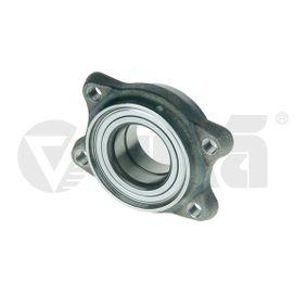 Wheel Bearing Kit Inner Diameter: 45mm with OEM Number 8E0 498 625 B
