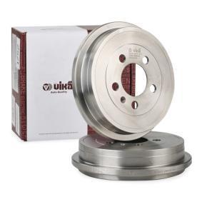 Bremstrommel Trommel-Ø: 200mm mit OEM-Nummer 6QE 609 617