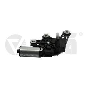 Wiper Motor Number of connectors: 4 with OEM Number 1U6 955 711 B
