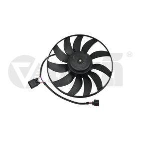 Вентилатор, охлаждане на двигателя 99590014001 Golf 5 (1K1) 1.9 TDI Г.П. 2008