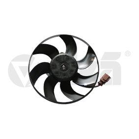 Вентилатор, охлаждане на двигателя 99590789801 Golf 5 (1K1) 1.9 TDI Г.П. 2008