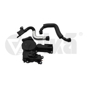 Oil Trap, crankcase breather with OEM Number 06H 103 495B