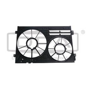 Вентилатор, охлаждане на двигателя 11210808502 Golf 5 (1K1) 1.9 TDI Г.П. 2004