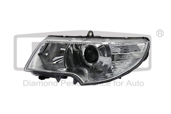 DPA  89410872502 Hauptscheinwerfer für Fahrzeuge mit Leuchtweiteregelung (elektrisch)
