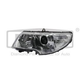 Hauptscheinwerfer für Fahrzeuge mit Leuchtweiteregelung (elektrisch) mit OEM-Nummer N0177532