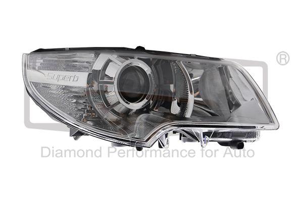 DPA  89410872602 Hauptscheinwerfer für Fahrzeuge mit Leuchtweiteregelung (elektrisch)