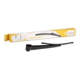 Wiper Arm, windscreen washer 99550946502 Fabia 2 (542) 1.2 TSI MY 2010