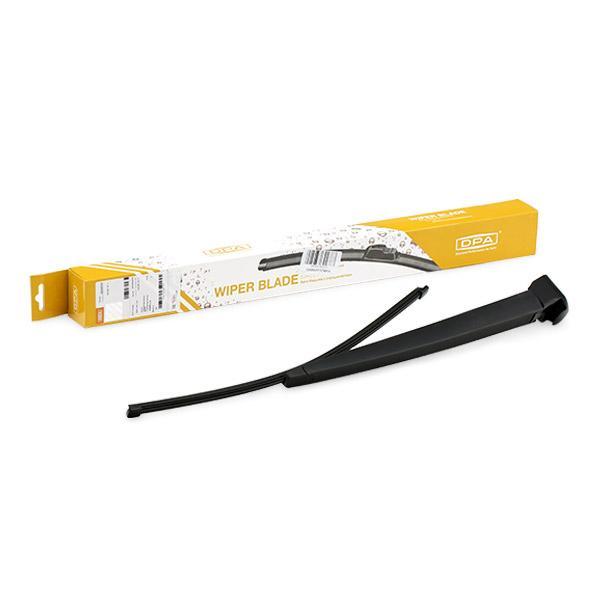 Wiper Arm, windscreen washer DPA 99550946702 expert knowledge