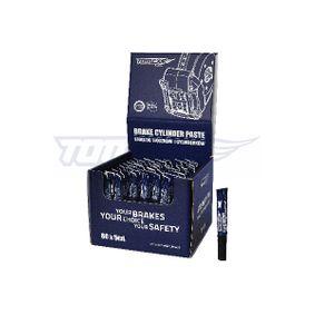 Montagepaste TOMEX brakes PG-005 für Auto (5ml, Tube, Gewicht: 0,009kg)