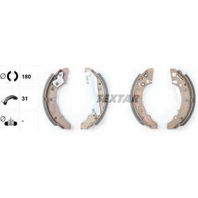 Bremsbackensatz Breite: 31mm mit OEM-Nummer 171 609 525 A