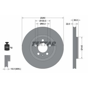 Bremsscheibe Art. Nr. 92082300 120,00€