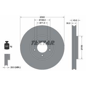 Brake Disc Article № 92099000 £ 140,00