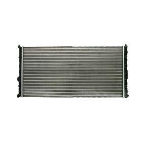 Ψυγείο, ψύξη κινητήρα Καθαρές διαστάσεις ψυγείου: 630 X 299 X 26 mm με OEM αριθμός 6K0.121.253 G