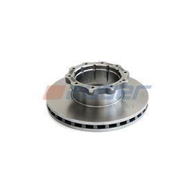 Bremsscheibe Bremsscheibendicke: 45mm, Lochanzahl: 10, Ø: 438mm mit OEM-Nummer 356 421 10 12