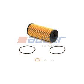 Ölfilter Ø: 78mm, Innendurchmesser: 23mm, Innendurchmesser 2: 23mm, Höhe: 195mm mit OEM-Nummer A 4411800209