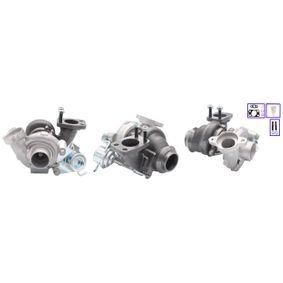 LUCAS Turbocompresor, sobrealimentación LTRPA4917307500 con OEM número 9657603780