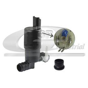 Water Pump, window cleaning 88214 3008 (0U_) 2.0 HDi 150 / BlueHDi 150 MY 2012