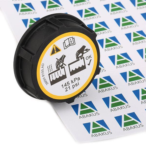 Tapa de Depósito de Agua ABAKUS 017-027-001 conocimiento experto