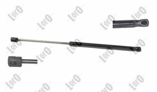 ABAKUS  101-00-698 Muelle neumático, maletero / compartimento de carga Long.: 590mm, Long.: 590mm