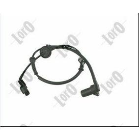 Sensor, Raddrehzahl Anzahl der Prüfkontakte (pins): 2 mit OEM-Nummer 95671-1C000