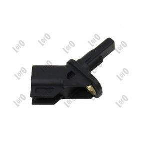 Sensor, Raddrehzahl Pol-Anzahl: 2-polig mit OEM-Nummer 3M5T 2B372 AB