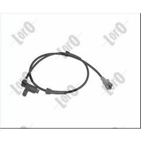 Sensor, wheel speed 120-02-103 206 Hatchback (2A/C) 1.4 16V MY 2004