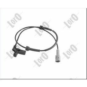 Sensor, Raddrehzahl Anzahl der Prüfkontakte (pins): 2 mit OEM-Nummer 4545 99