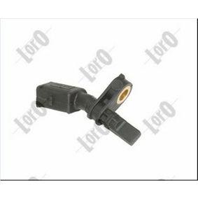Sensor, wheel speed 120-02-157 Fabia 2 (542) 1.6 TDI MY 2012