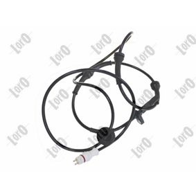 Sensor, wheel speed 120-03-008 PUNTO (188) 1.2 16V 80 MY 2000