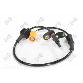 Sensor, wheel speed Number of Poles: 2-pin connector with OEM Number 57475-SEA-003