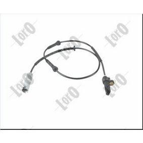 BMW E39 Touring 528i ABS Sensor ABAKUS 120-03-033 (528i 2.8 Benzin 2000 M52 B28 (286S2))