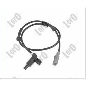 Sensor, wheel speed 120-03-081 206 Hatchback (2A/C) 2.0 RC MY 2006