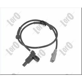 Sensor, wheel speed 120-03-081 206 Hatchback (2A/C) 1.4 16V MY 2006