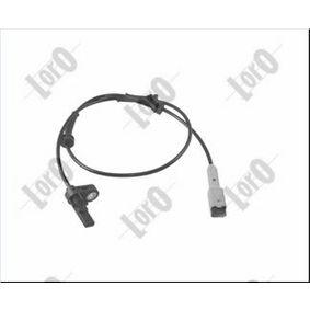 Sensor, wheel speed 120-03-082 206 Hatchback (2A/C) 2.0 HDI 90 MY 2004