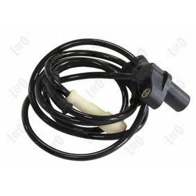 Sensor, Raddrehzahl 120-03-125 CLIO 2 (BB0/1/2, CB0/1/2) 1.5 dCi Bj 2020
