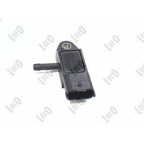 Sensor, Saugrohrdruck 120-08-006 CLIO 2 (BB0/1/2, CB0/1/2) 1.5 dCi Bj 2020