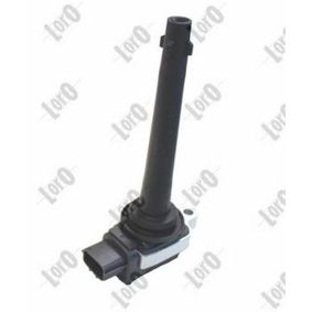 Ignition Coil Number of Poles: 1, 3-pin connector with OEM Number 77 01 065 086