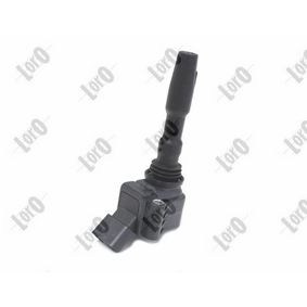 Ignition Coil Number of Poles: 4-pin connector, Number of connectors: 1 with OEM Number 04C905110B