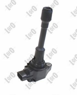 ABAKUS  122-01-055 Ignition Coil Number of Poles: 3-pin connector, Number of connectors: 1