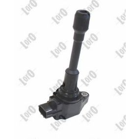 Ignition Coil Number of Poles: 1, 3-pin connector with OEM Number 22448EY00A