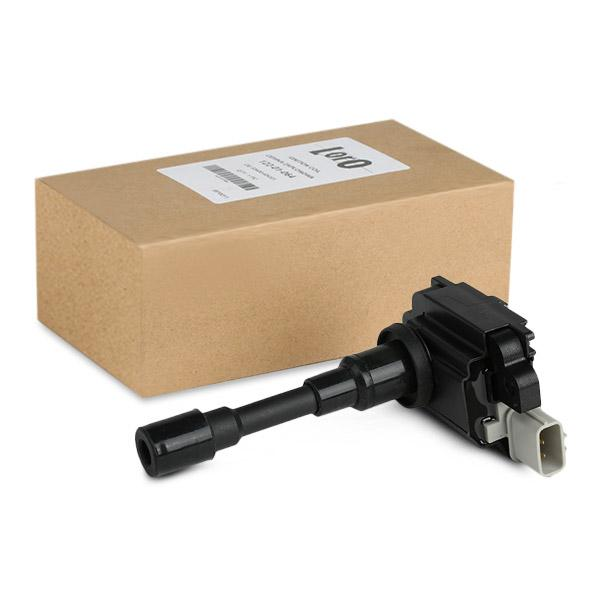 ABAKUS  122-01-064 Ignition Coil Number of Poles: 2, 3-pin connector